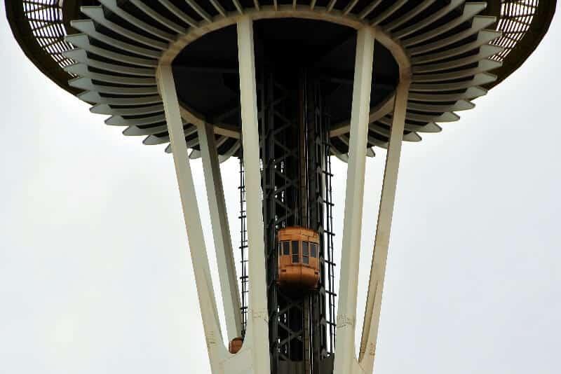 Space Needle Elevators