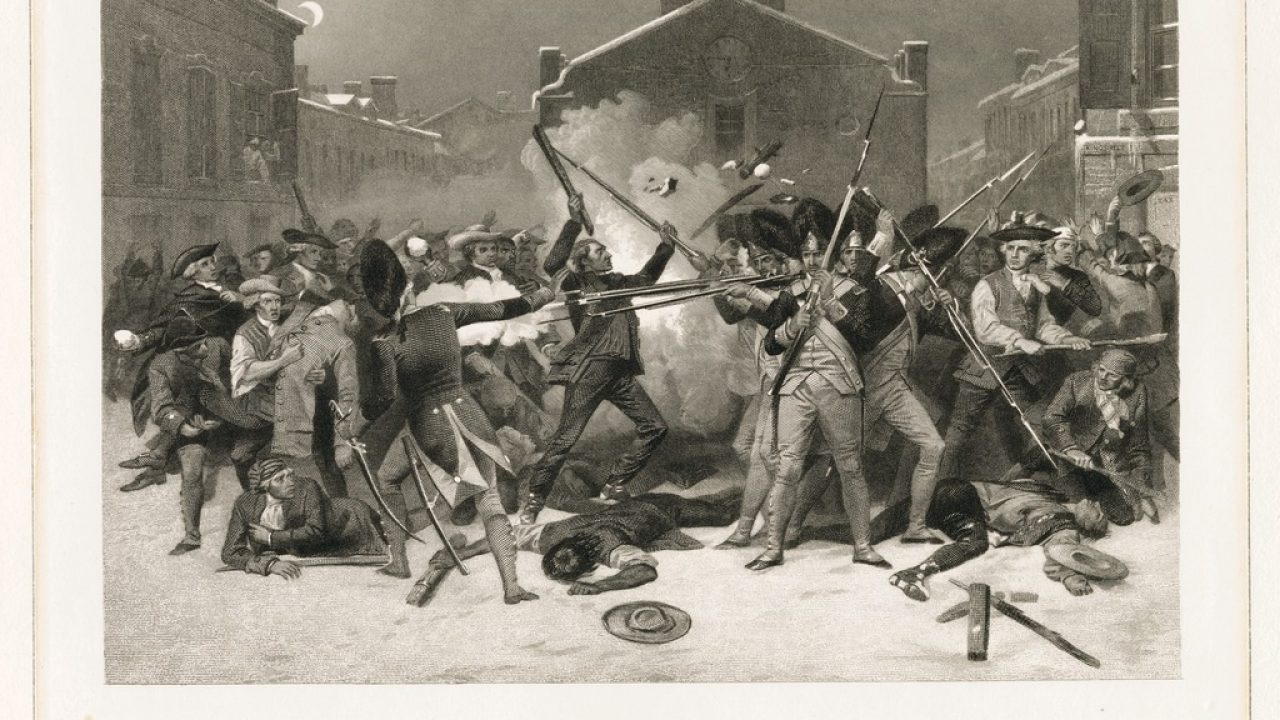 Top 20 Boston Massacre Facts History Cause Trial More Facts Net