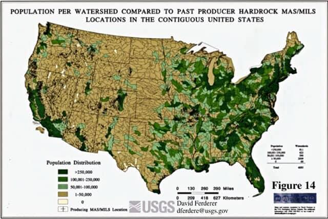 Beaver Population – USA