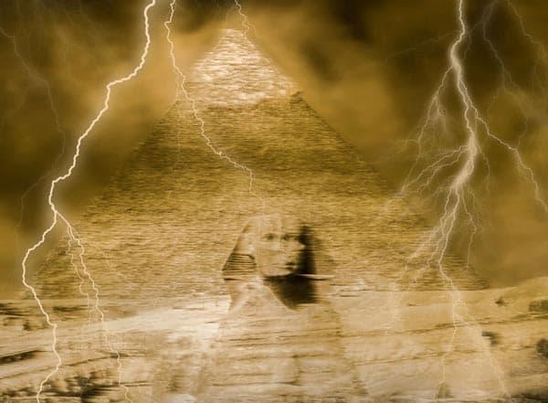 Cursed Tomb Illustration