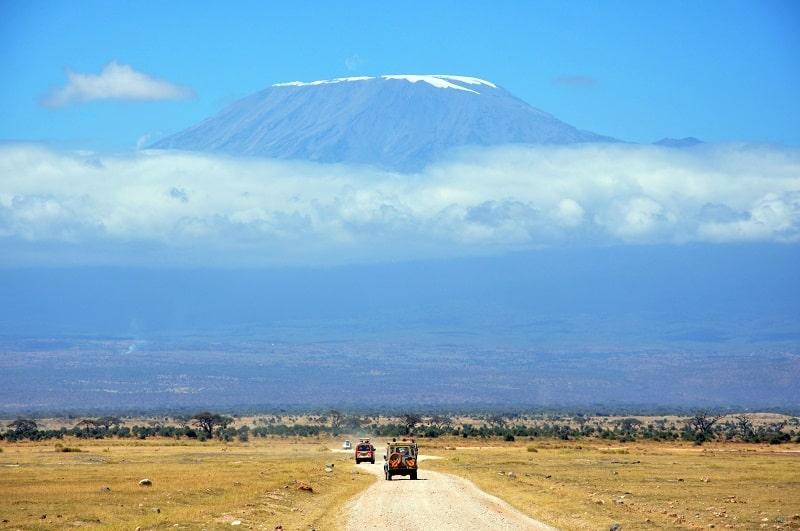 Mount Kilimanjaro - Roof of Africa