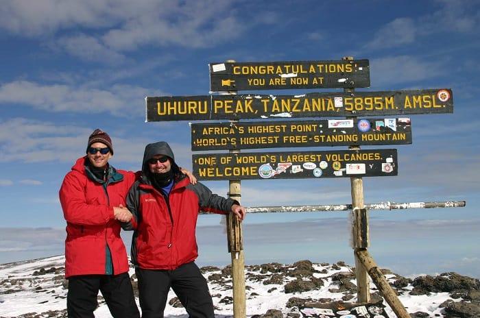 Mount Kilimanjaro Climbers