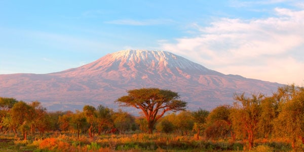 Mount Kilimanjaro - Roof of Africa