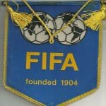 FIFA was founded in 1904