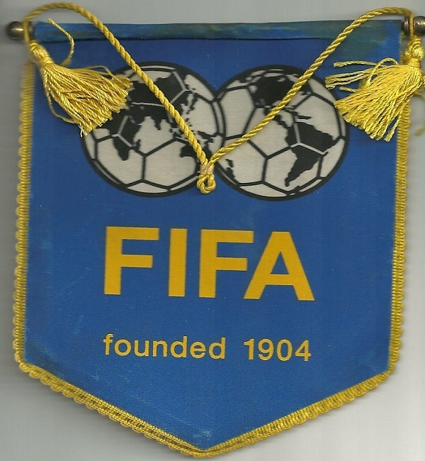 Fifa Founded in 1904