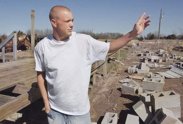 Matt Suter, Tornado Survivor