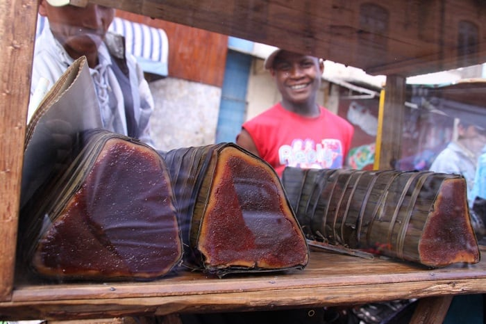 Koba, Madagascars Local Snack