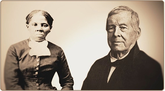 Thomas Garrett and Harriet Tubman