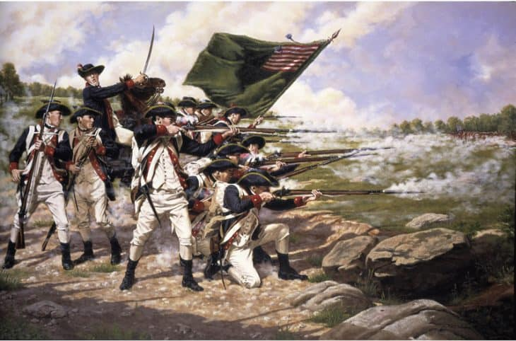 revolutionary war facts