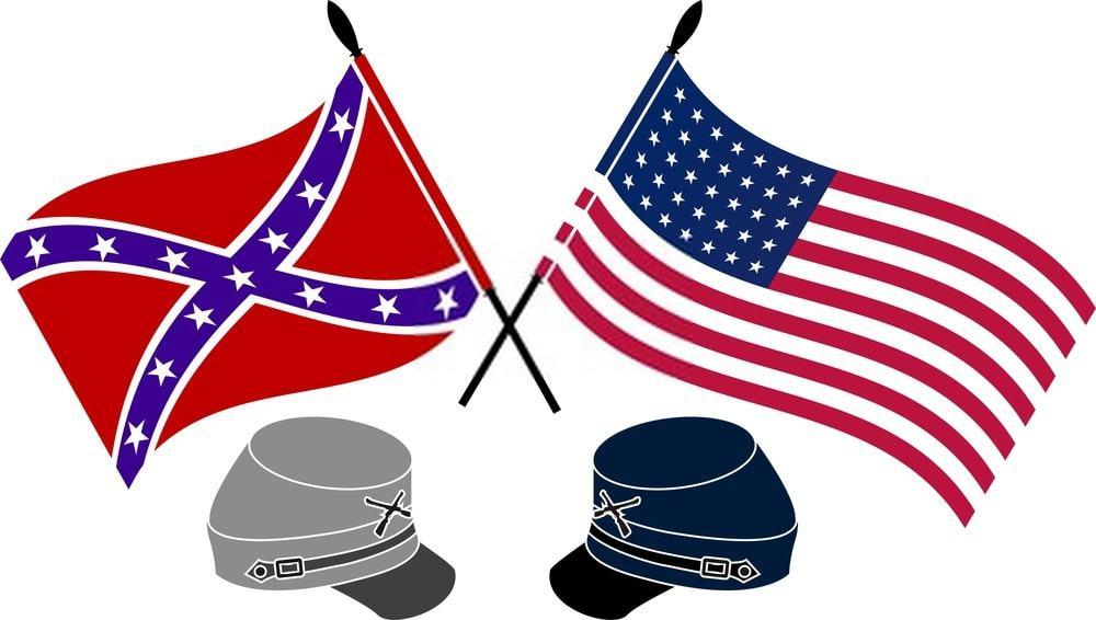 Confederate vs Union