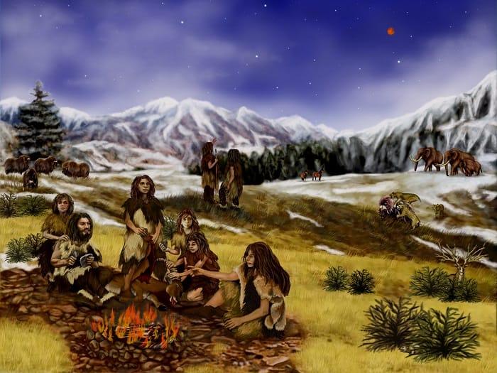 Neanderthal Life