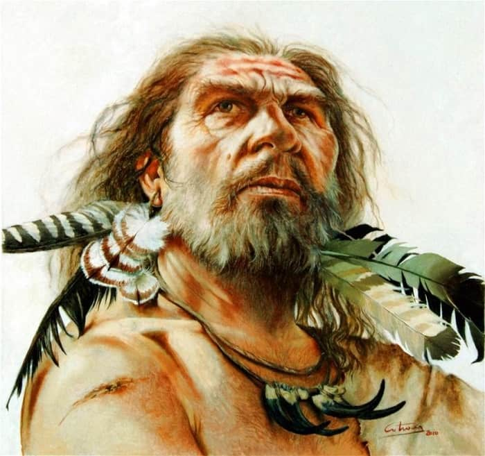 Neanderthals Wore Eagle Talons as Jewelry