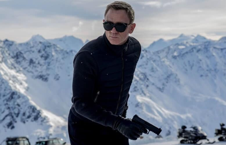 A View to a Kill - James Bond Snowboarding