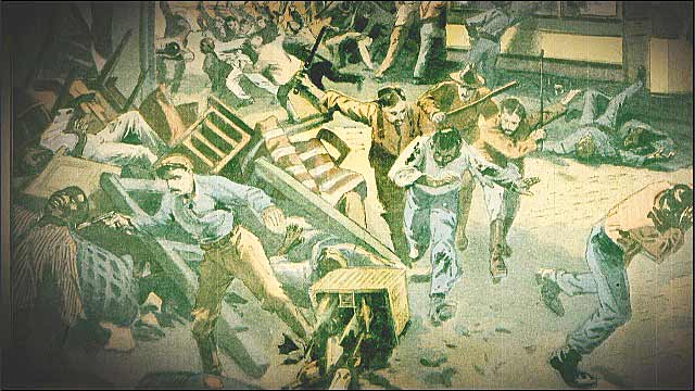 Chicago Race Riots in 1906