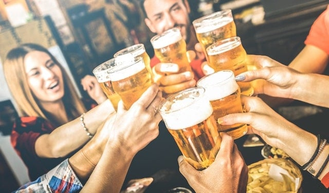 Eastern Europeans are the Heaviest Drinkers in the World