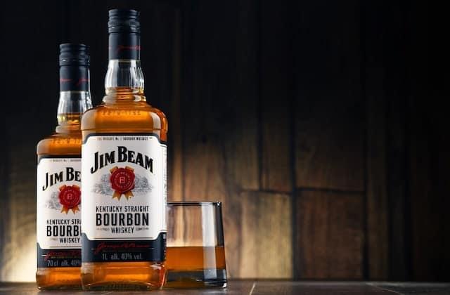 Jim Beam, Bourbon Whiskey Produced in Kentucky