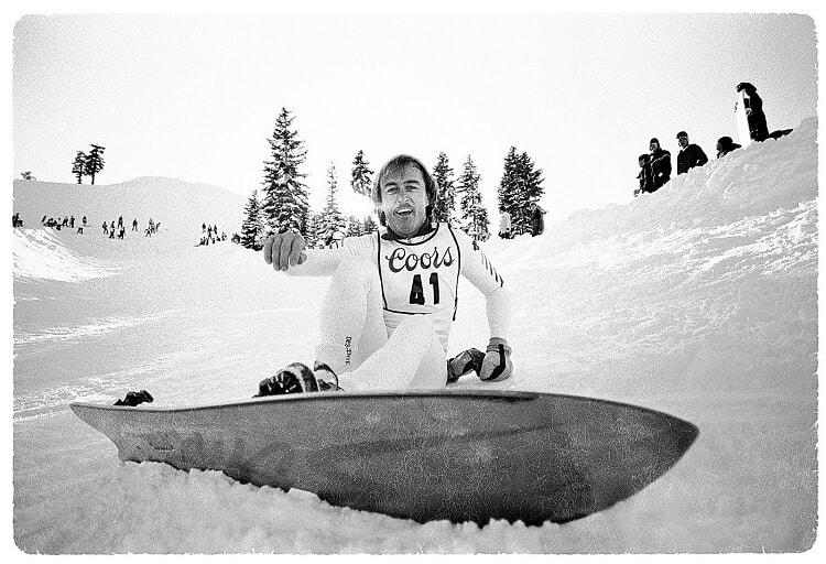Tom Sims - Snowboard Pioneer