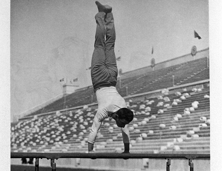 Artistic Gymnastics at the Athens 1896 Games