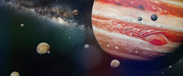 Jupiter 79 Moons