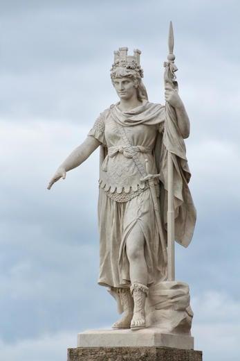 Goddess Libertas