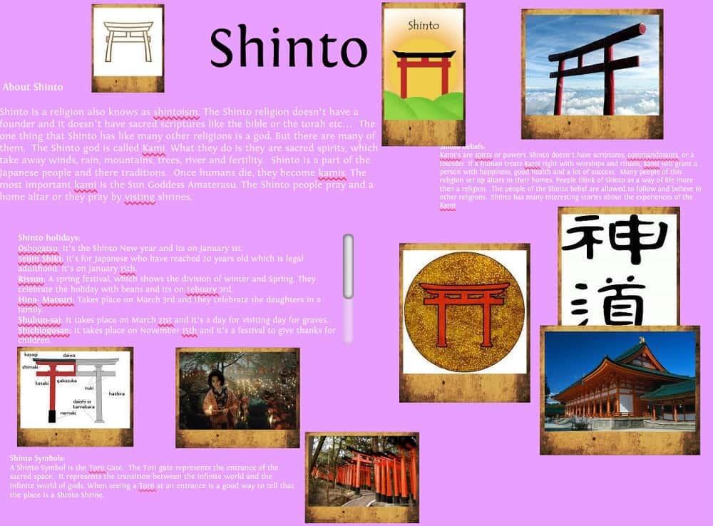 Shinto Religion