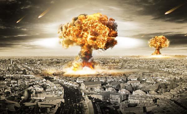 Hiroshima Atomic Bomb