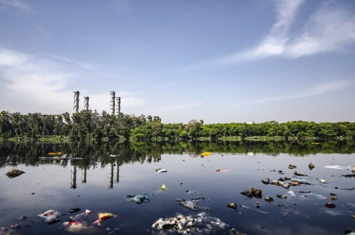 water pollution facts