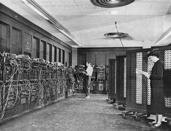 ENIAC, the World First Computer