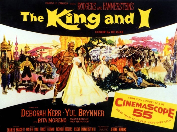 The King and I is still banned in Thailand