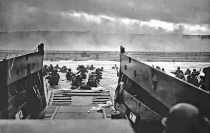 d-day facts