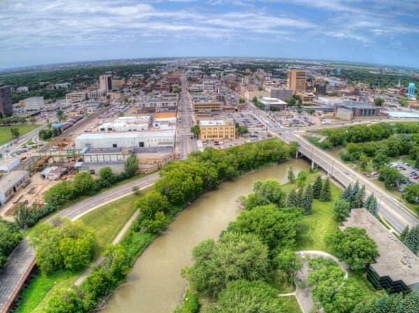 North Dakota City