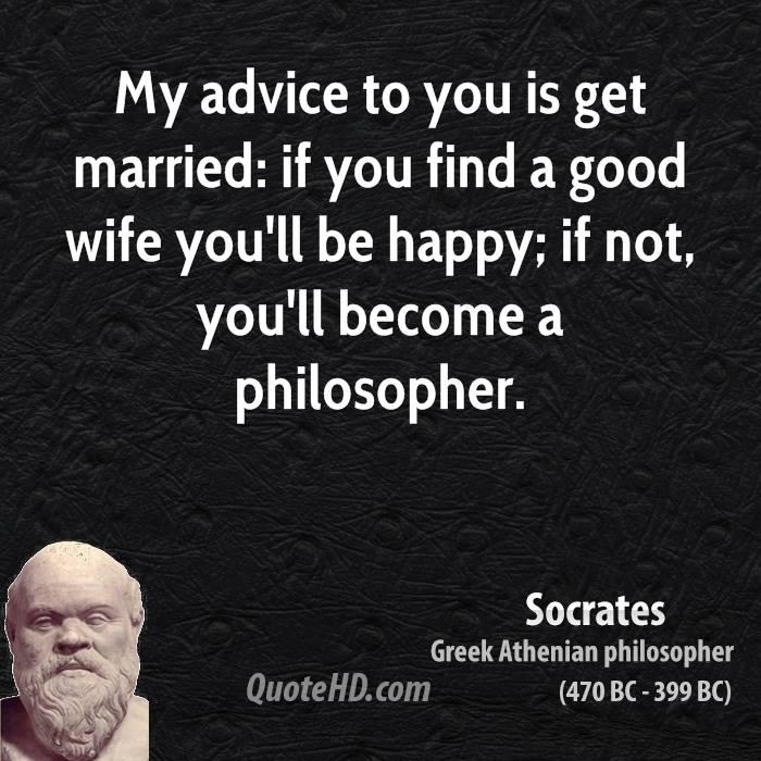 Socrates' Quote