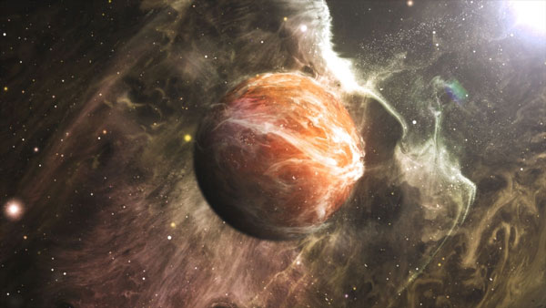 Jupiter Gas