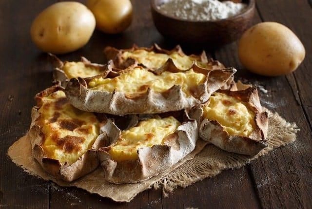 Traditional Karelian Pastries