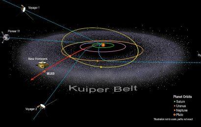 kuiper belt facts
