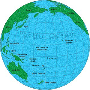 Pacific Ocean Facts