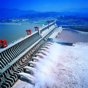 Three Gorges Dam Facts