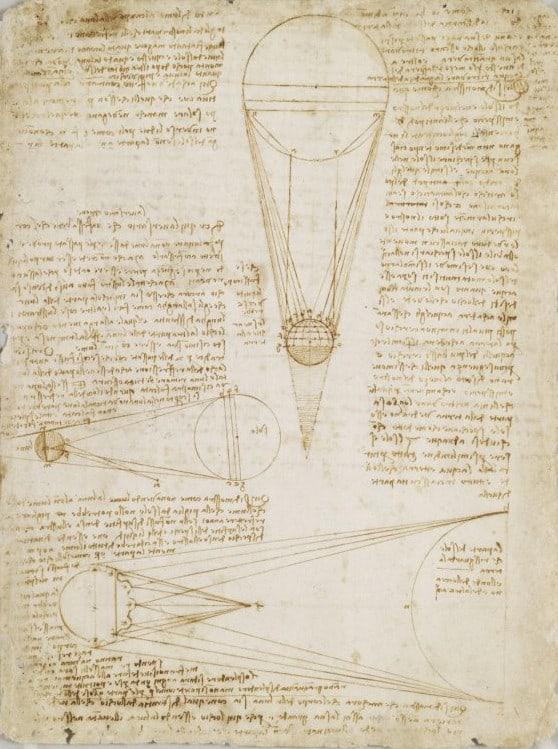 codex leicester, leonardo da vinci