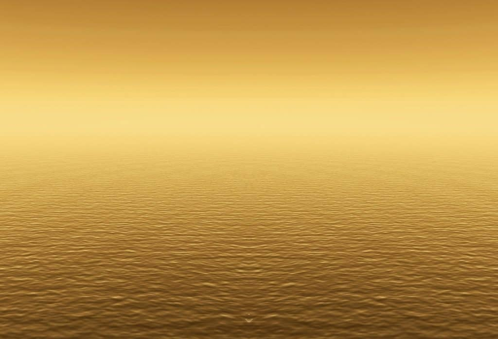 gold in the ocean facts about gold
