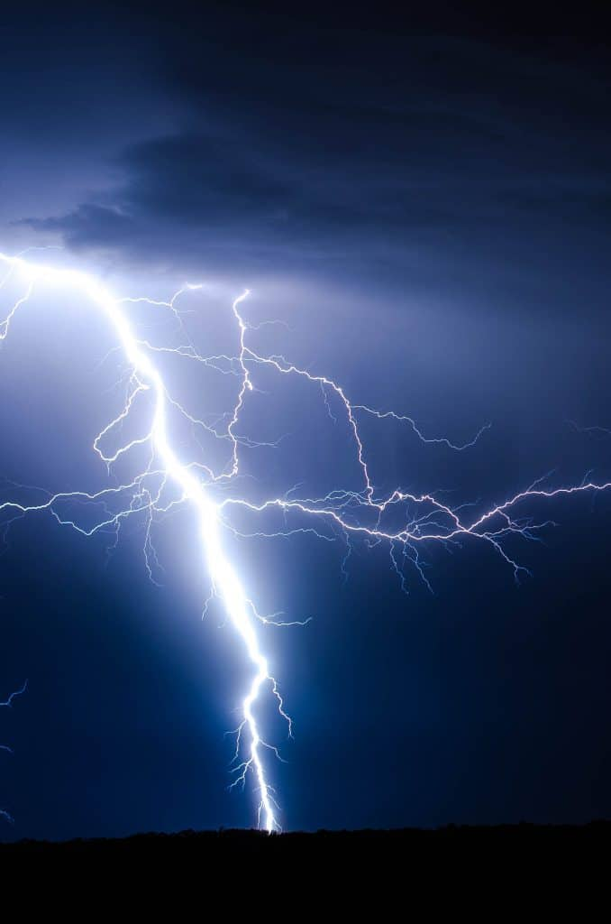 lightning weather facts