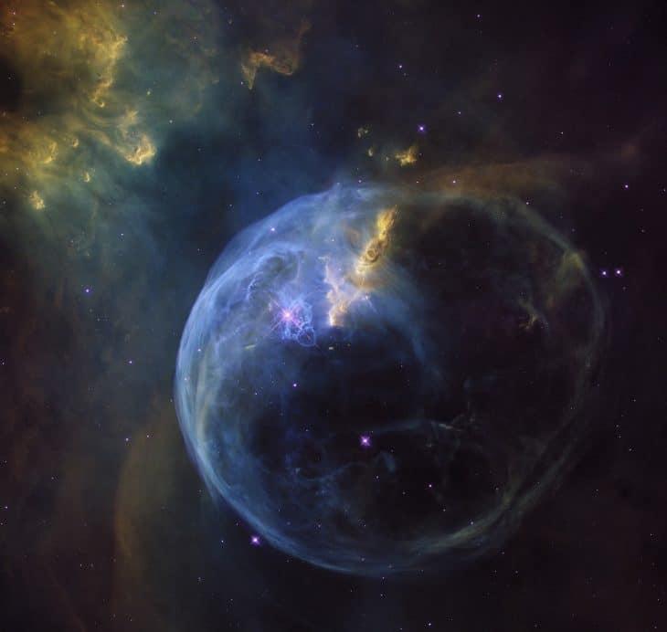 space, nebula, helium, helium facts