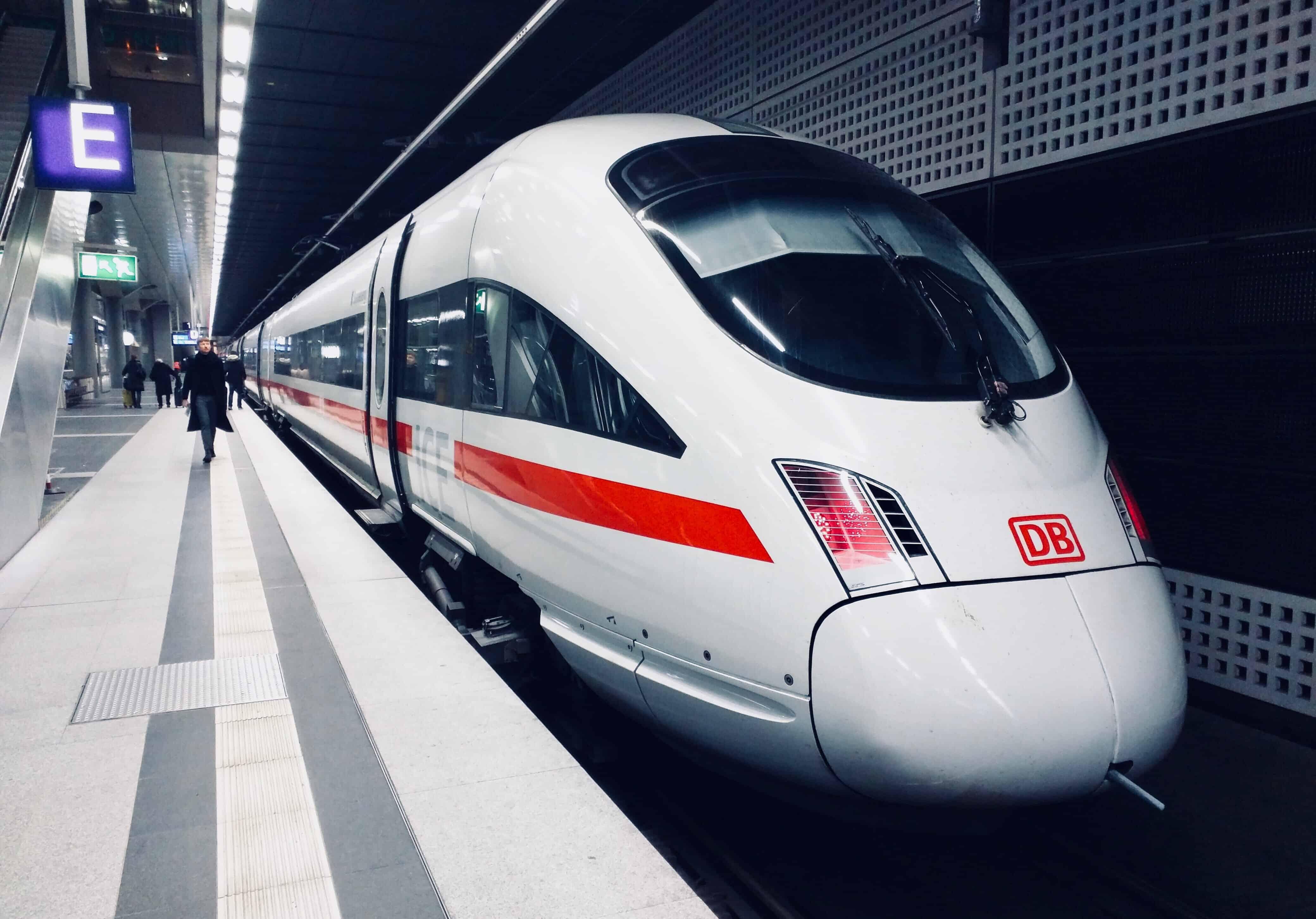 Mag-lev train, train facts