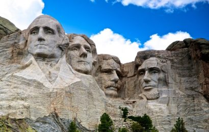 facts about mount rushmore