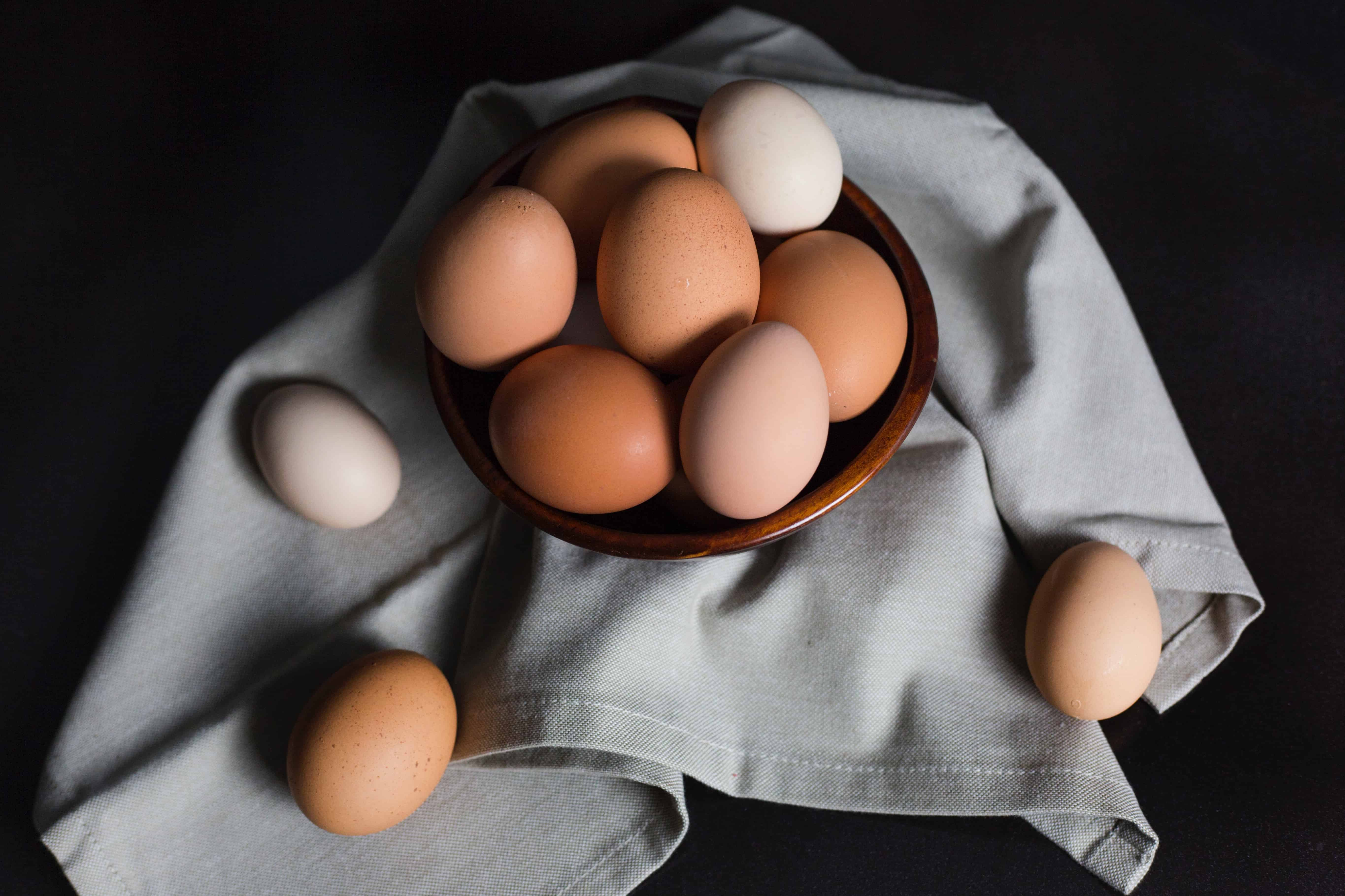 eggs facts
