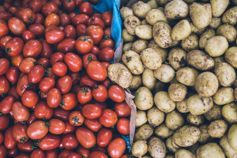 Tomato and Potato
