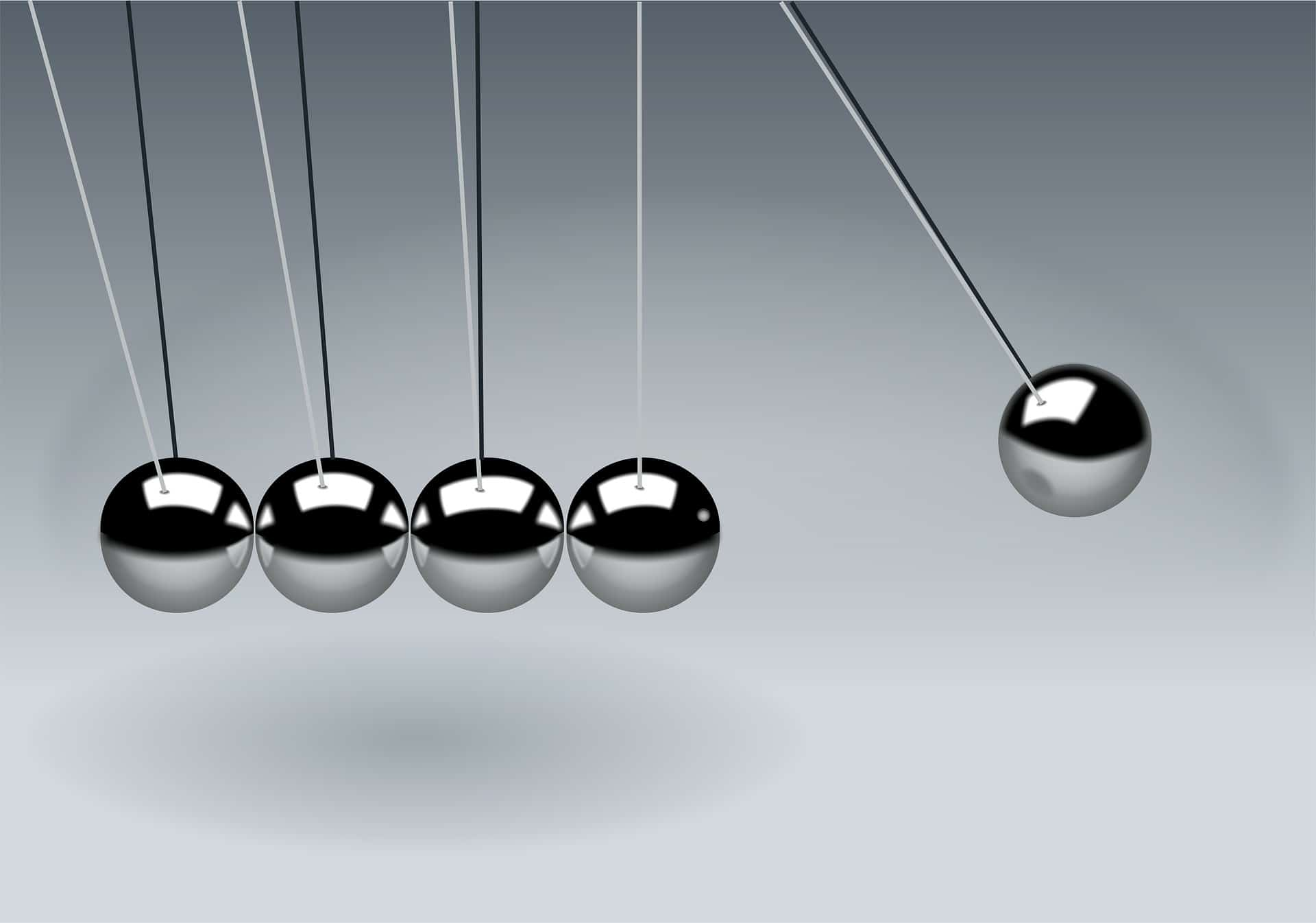 newtons cradle physics facts