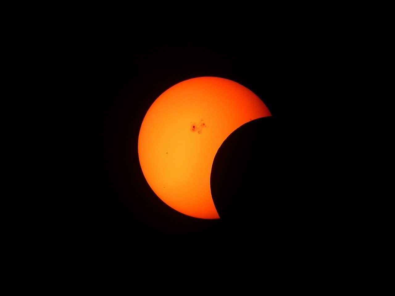partial solar eclipse, eclipse facts