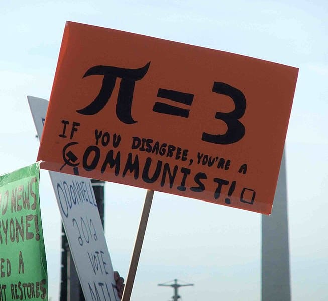 pi haters, pi facts