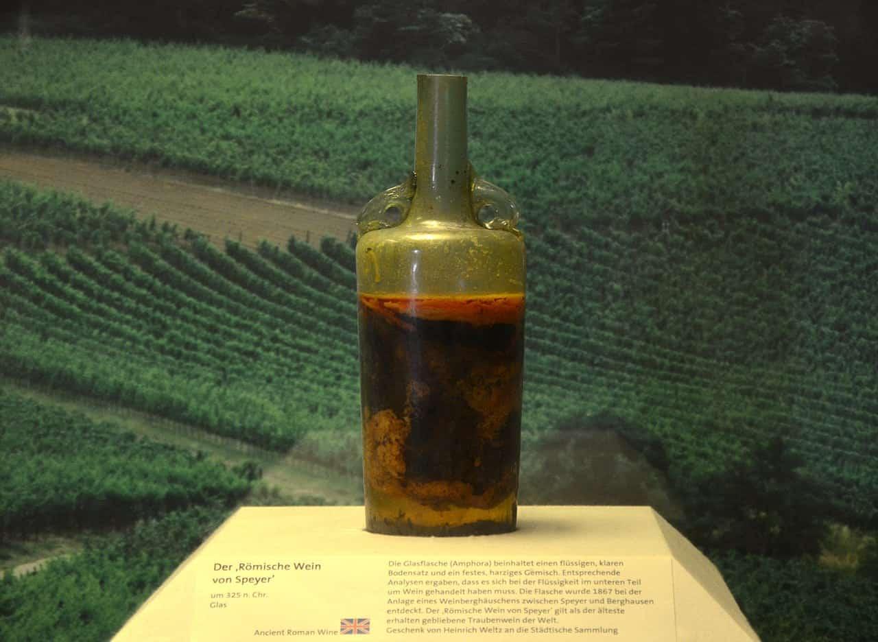 oldest wine, germany