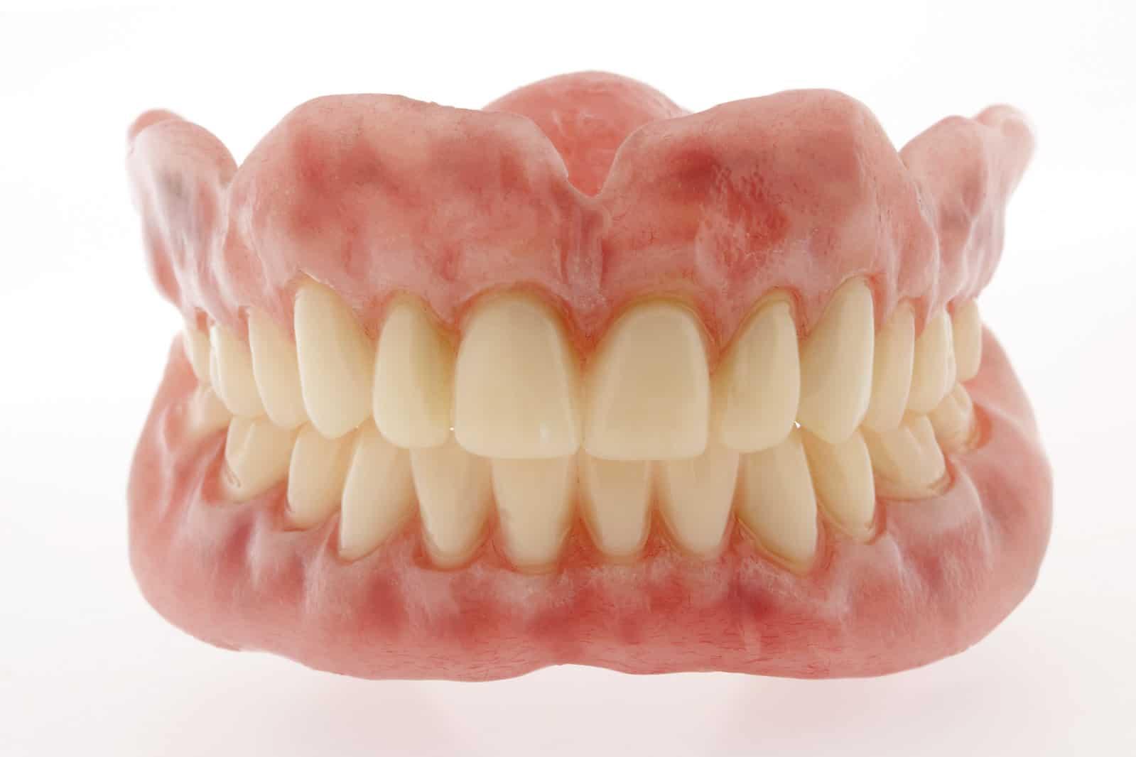 dentures, dental facts